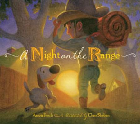 A Night on the Range By Frisch, Aaron/ Sheban, Chris (ILT)